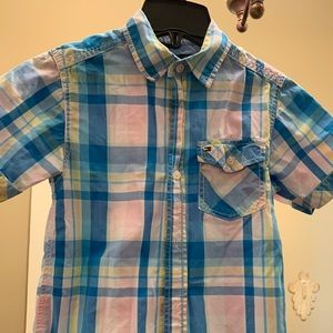 Boys button down shirt size 8/10 very good cond